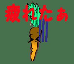 TEAM Carrot sticker #498870