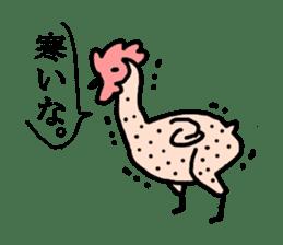 Husband of chicken sticker #498904