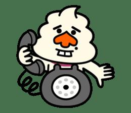 Romantic Boy Akima. No text. sticker #499214
