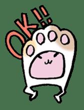gekkan kodamakuniko stamp1 sticker #501154