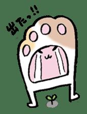 gekkan kodamakuniko stamp1 sticker #501156