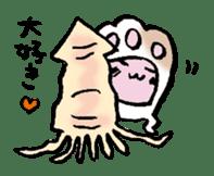 gekkan kodamakuniko stamp1 sticker #501168