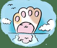 gekkan kodamakuniko stamp1 sticker #501171