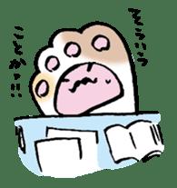 gekkan kodamakuniko stamp1 sticker #501189