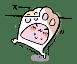 gekkan kodamakuniko stamp1 sticker #501193