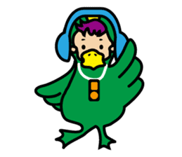 DUCKRENES sticker #501451