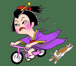 """Asakusa"" Girl sticker #502690"