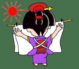 """Asakusa"" Girl sticker #502692"