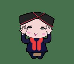 Lovely girl sticker #503850