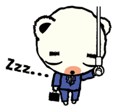 Lazy-Bear sticker #504189