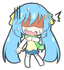 Kcnny's daily life sticker #505158