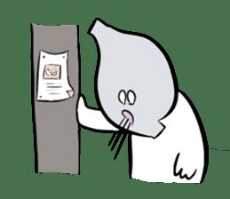 Mr.stomach sticker #505855