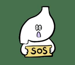 Mr.stomach sticker #505857