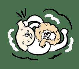 Mr.stomach sticker #505865