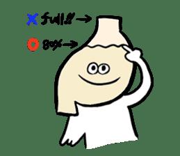 Mr.stomach sticker #505866