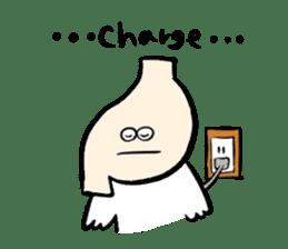 Mr.stomach sticker #505867