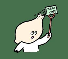Mr.stomach sticker #505868