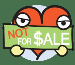 Money Loves sticker #507204