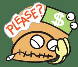 Money Loves sticker #507216