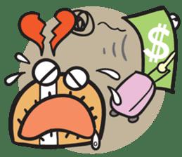 Money Loves sticker #507217