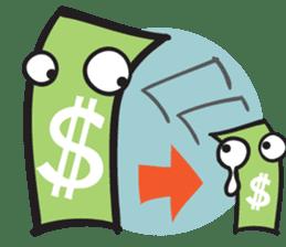 Money Loves sticker #507225