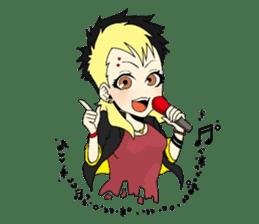 TETSUKO.Ver.1 sticker #507316
