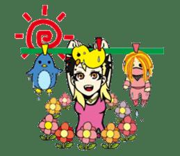 TETSUKO.Ver.1 sticker #507319