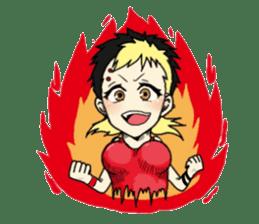 TETSUKO.Ver.1 sticker #507345
