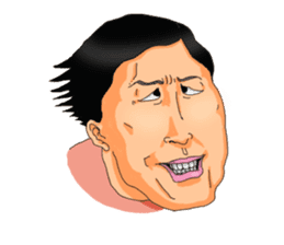 Full funny Face sticker #507424