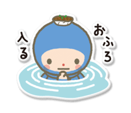 SUSHI NINJA! escape(j) sticker #510565