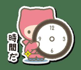 SUSHI NINJA! escape(j) sticker #510578