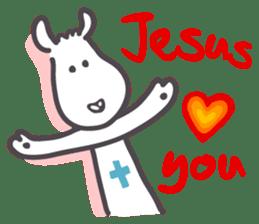 The Joy Sheep sticker #510683
