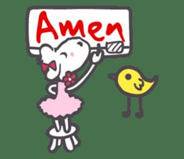 The Joy Sheep sticker #510691