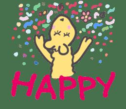 The Joy Sheep sticker #510696