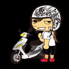 Helmets Kim