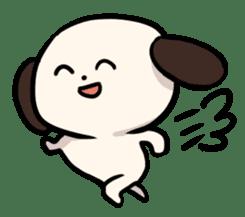 "The Dog, Named ""WanTarou"". sticker #510969"