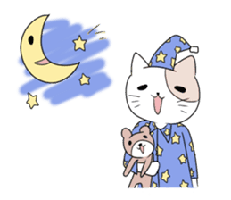 A maid cat and me sticker #511333
