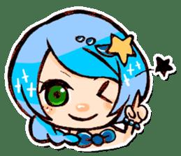 fairy tale girls sticker #511805
