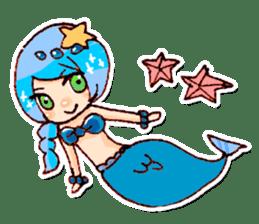 fairy tale girls sticker #511813