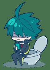 rimeG characters sticker #513291
