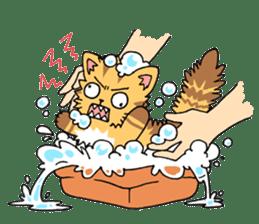 Lord Tora sticker #513614