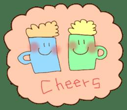 Nico and Pina sticker #514141
