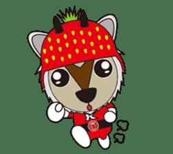 Kamoshika Ranger 5 sticker #515074