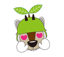 Kamoshika Ranger 5 sticker #515081