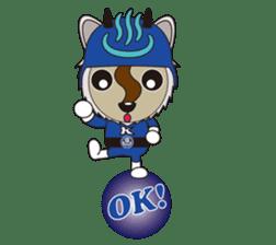 Kamoshika Ranger 5 sticker #515084