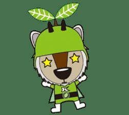 Kamoshika Ranger 5 sticker #515085