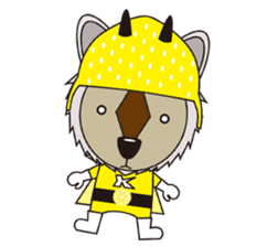 Kamoshika Ranger 5 sticker #515086