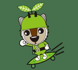 Kamoshika Ranger 5 sticker #515090