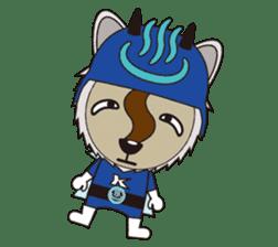 Kamoshika Ranger 5 sticker #515094