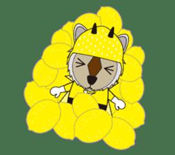 Kamoshika Ranger 5 sticker #515096